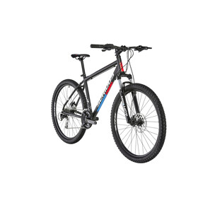 "Serious Eight Ball MTB Hardtail 27,5"", zwart/blauw/rood"